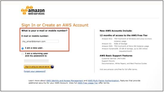 AWS Account Setup
